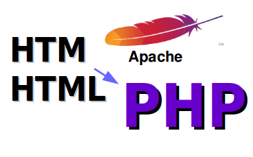 Representative image for how to Parse HTML files with PHP on apache 2.4 / linux